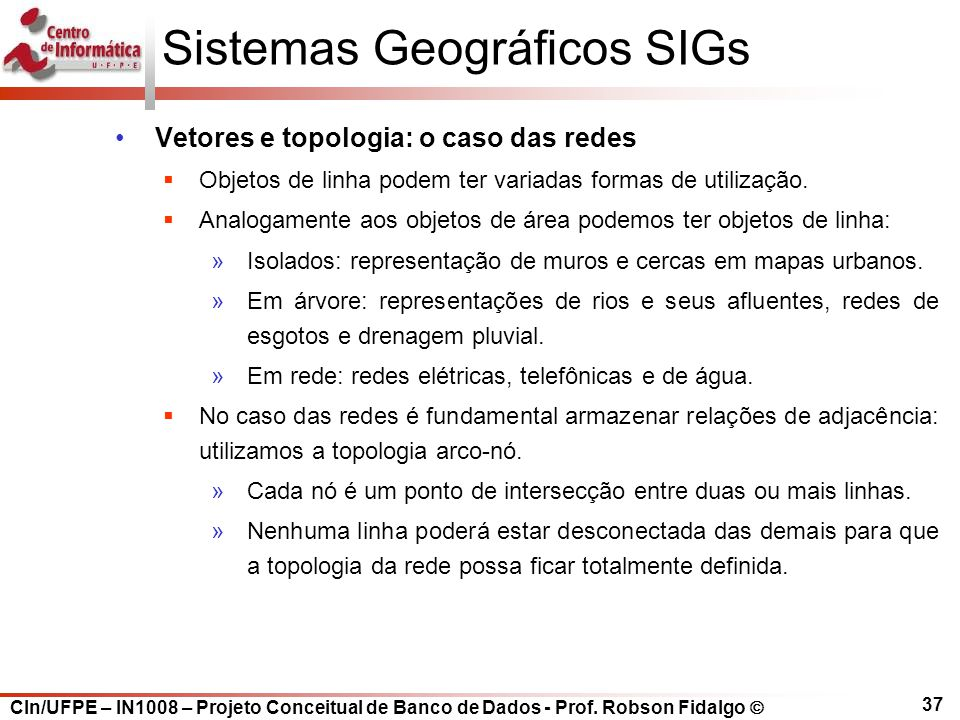 Sistemas Geográficos SIGs