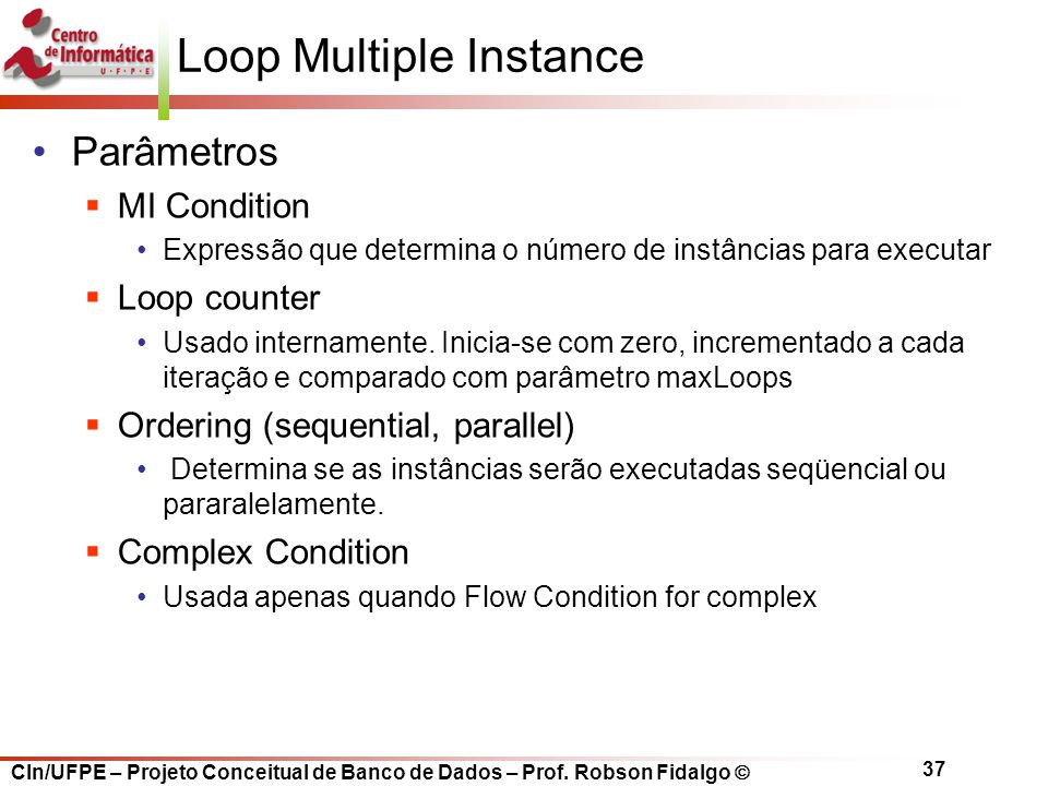 Loop Multiple Instance