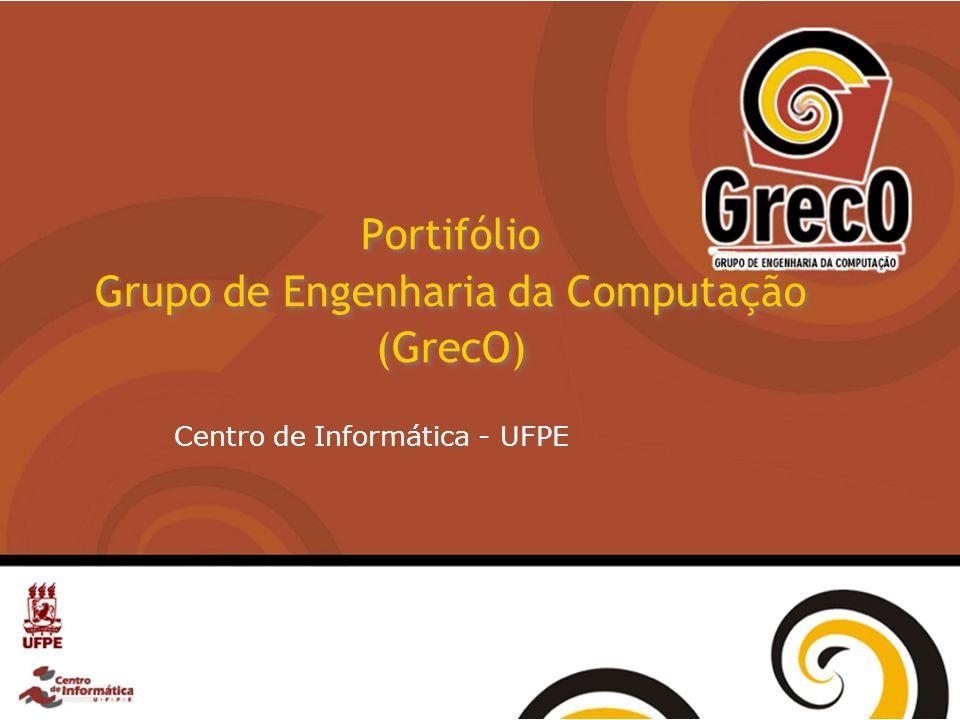 Portifólio Grupo de Engenharia da Computação (GrecO)