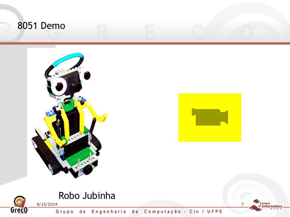 8051 Demo Robo Jubinha 4/5/2017