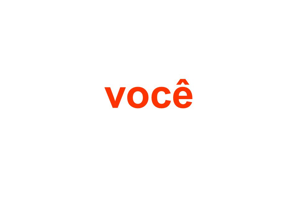 você You and your research
