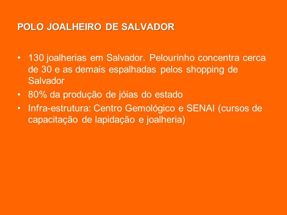 POLO JOALHEIRO DE SALVADOR