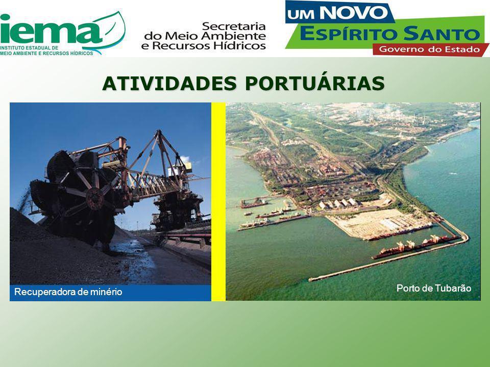 ATIVIDADES PORTUÁRIAS