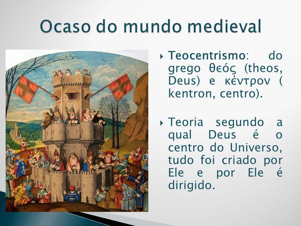 Ocaso do mundo medieval