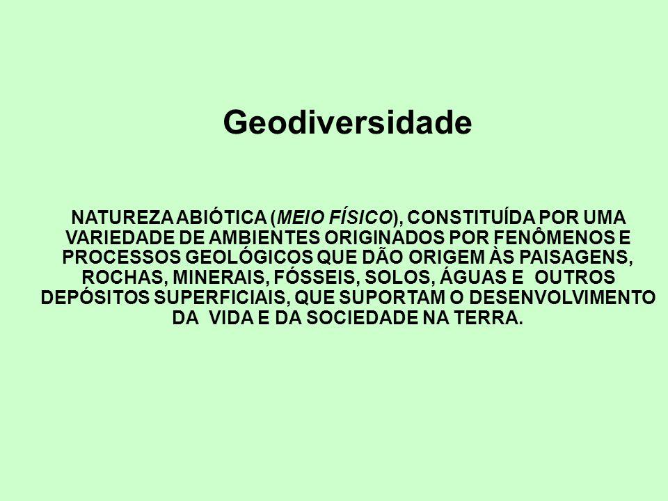 Geodiversidade