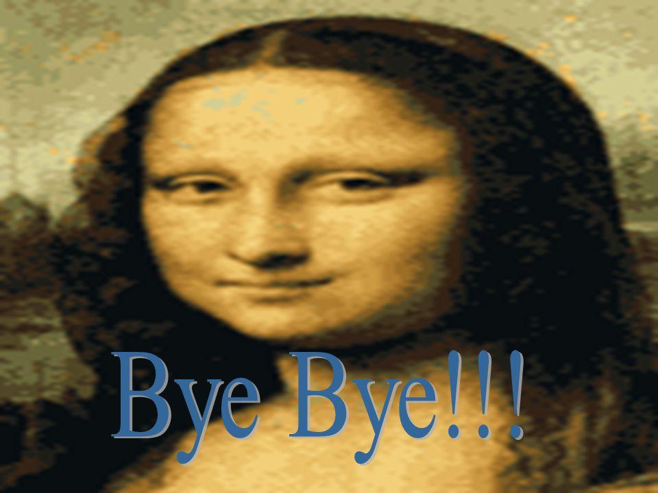 Bye Bye!!!