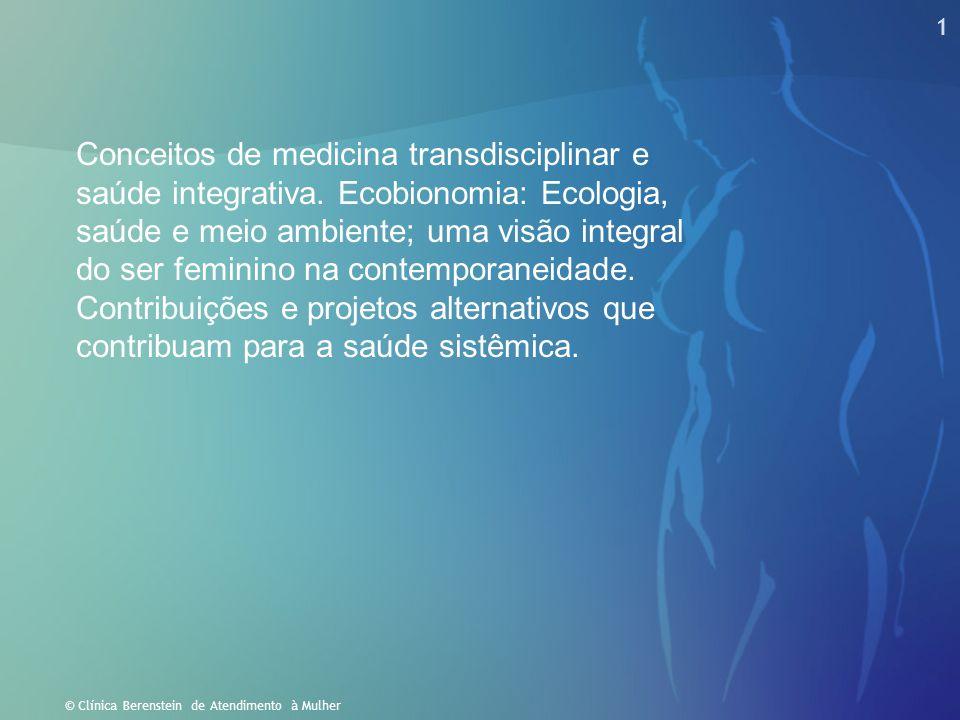Conceitos de medicina transdisciplinar e saúde integrativa
