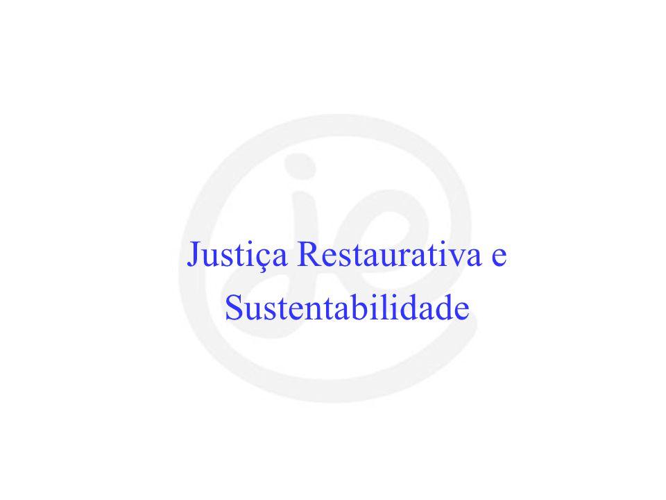 Justiça Restaurativa e