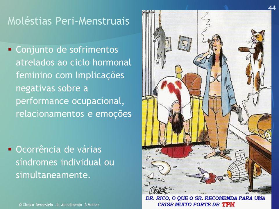 Moléstias Peri-Menstruais