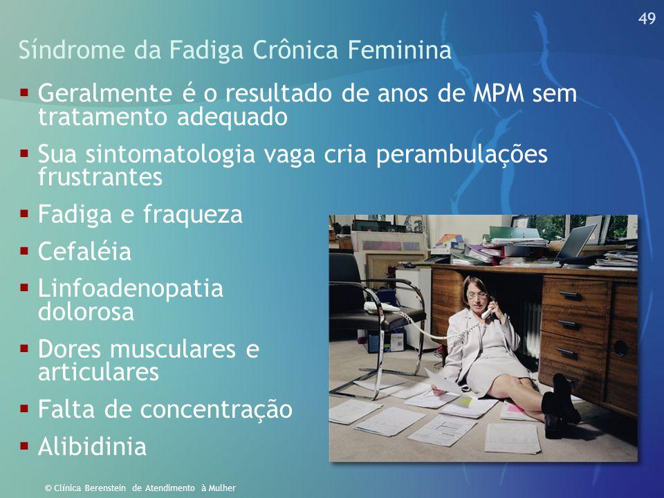 Síndrome da Fadiga Crônica Feminina