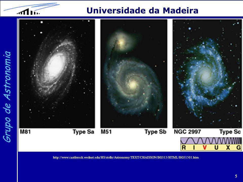 Grupo de Astronomia Universidade da Madeira 5
