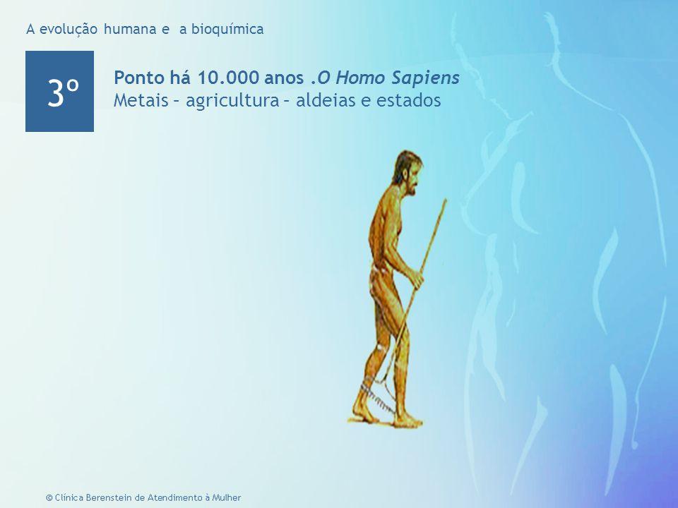 A evolução humana e a bioquímica