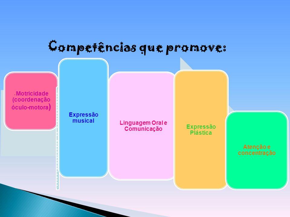 Competências que promove: