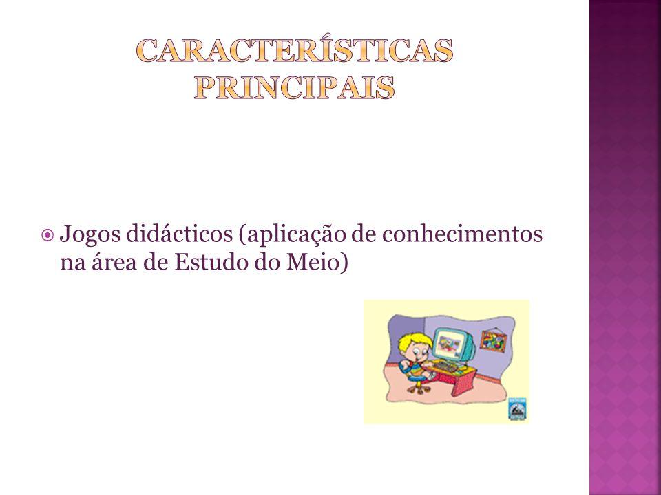 Características principais