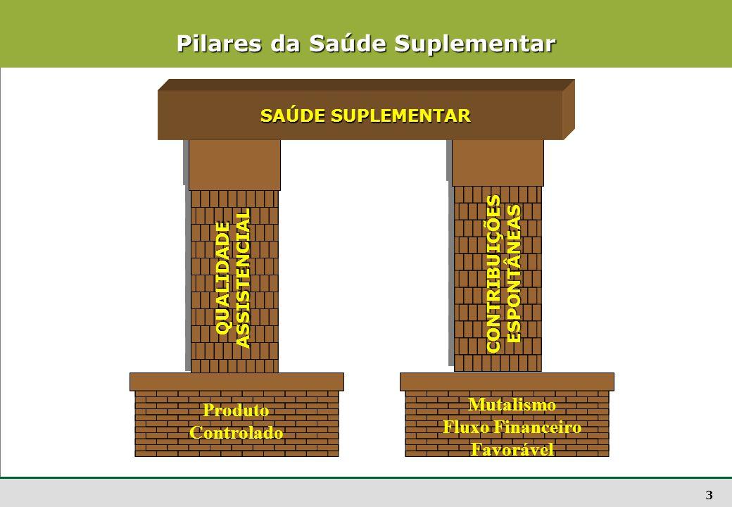 Pilares da Saúde Suplementar