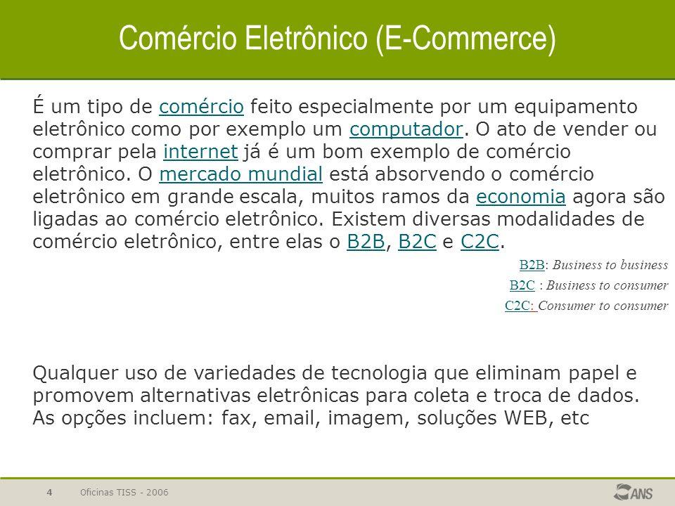 Comércio Eletrônico (E-Commerce)