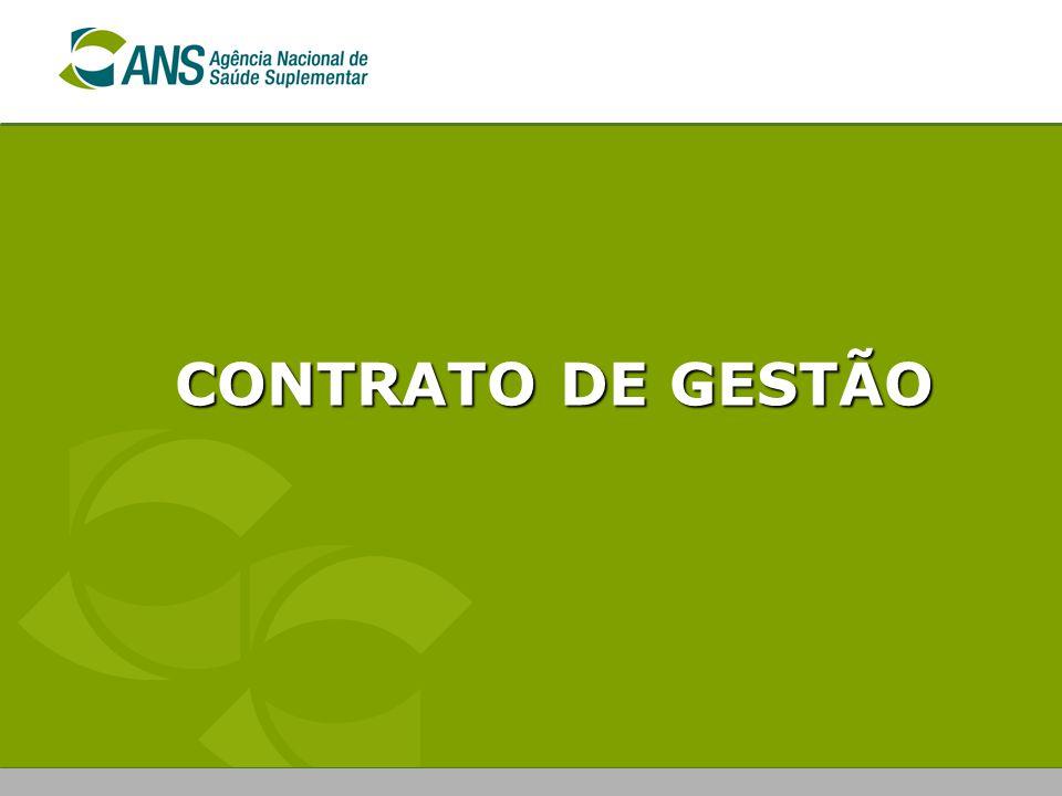 CONTRATO DE GESTÃO