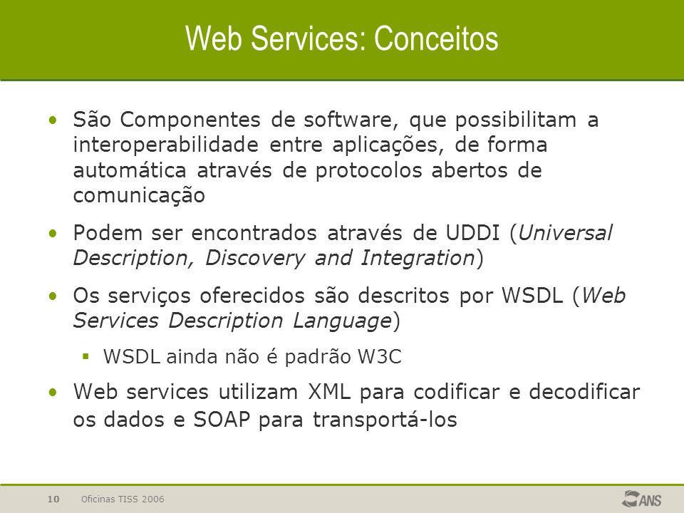 Web Services: Conceitos