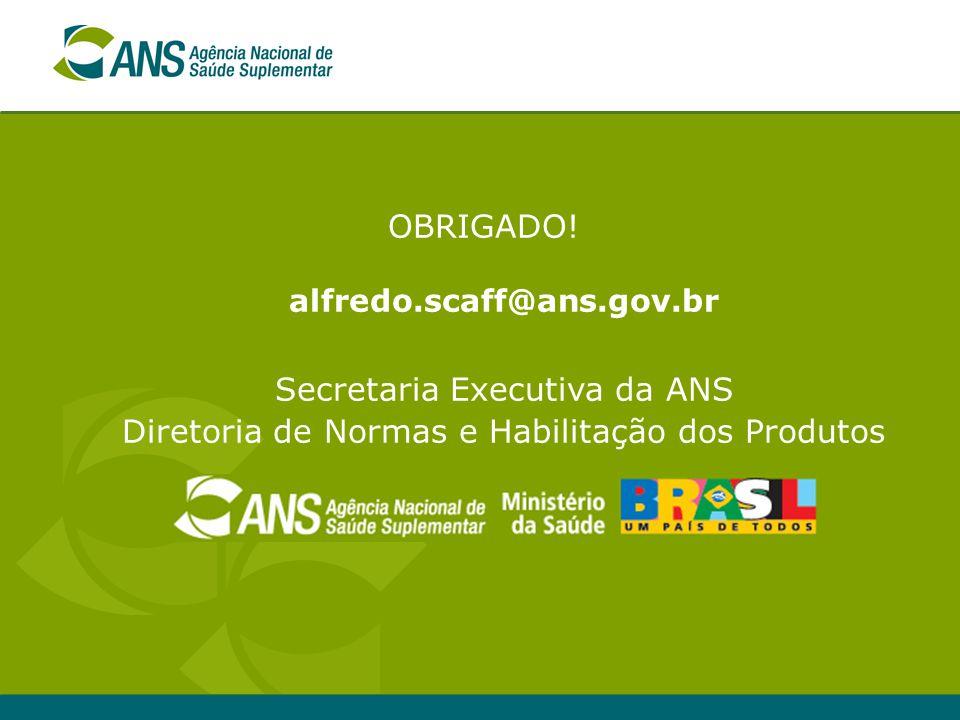 Secretaria Executiva da ANS