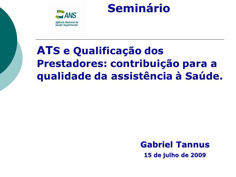 Gabriel Tannus 15 de julho de 2009