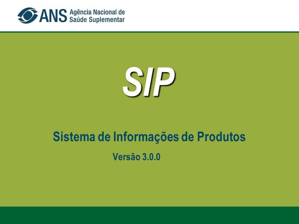 Sistema de Informações de Produtos Versão 3.0.0