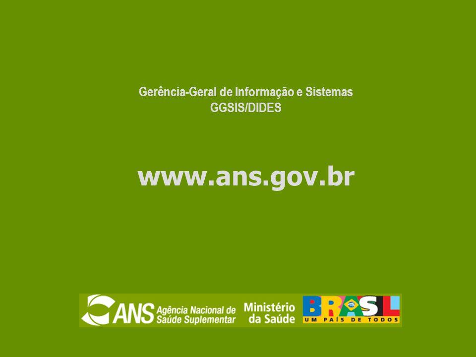 Gerência-Geral de Informação e Sistemas