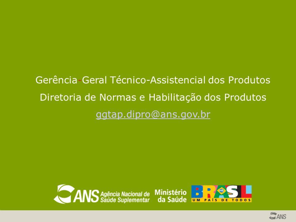 Gerência-Geral Técnico-Assistencial dos Produtos