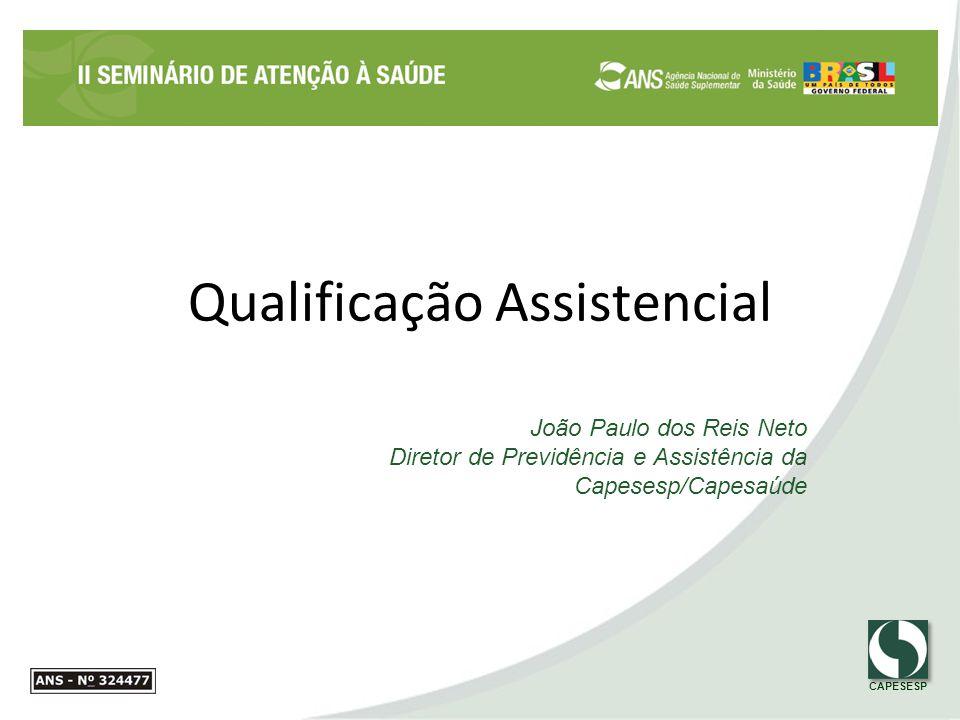 Qualificação Assistencial