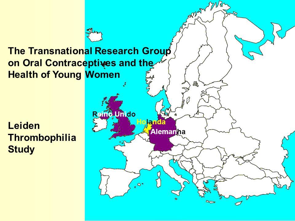 Leiden Thrombophilia Study
