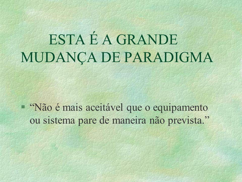 ESTA É A GRANDE MUDANÇA DE PARADIGMA