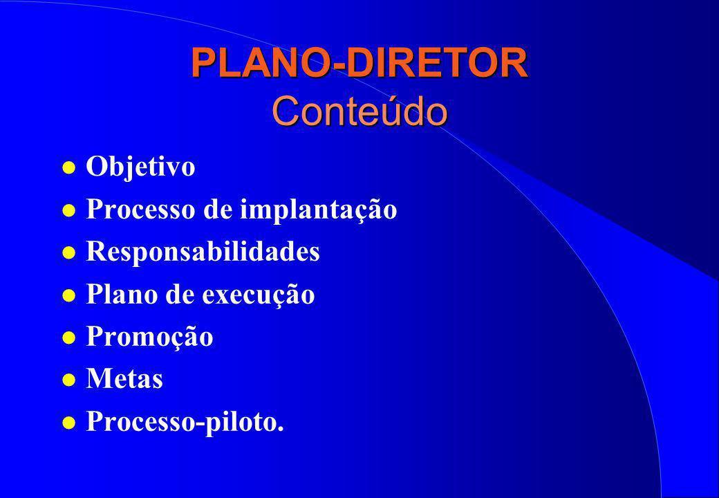 PLANO-DIRETOR Conteúdo
