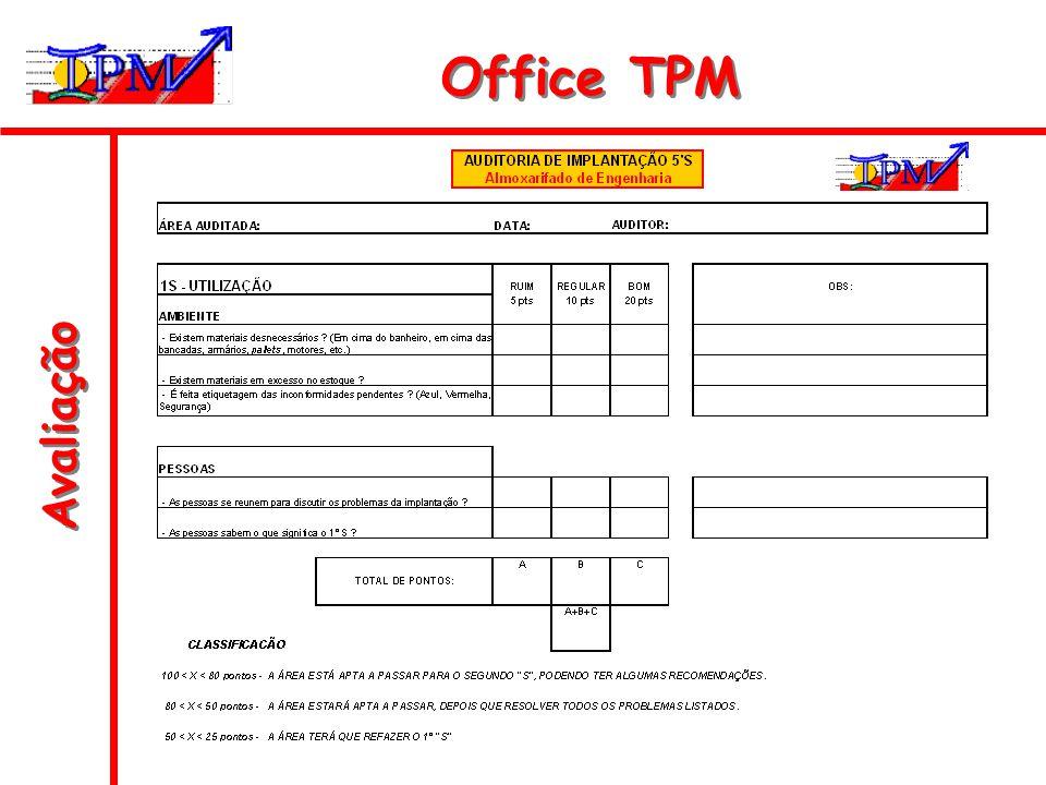 Office TPM Avaliação
