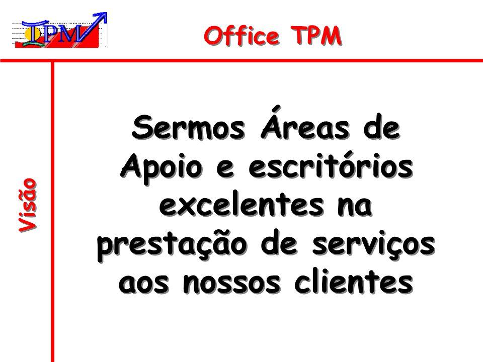 Office TPM Sermos Áreas de Apoio e escritórios excelentes na prestação de serviços aos nossos clientes.
