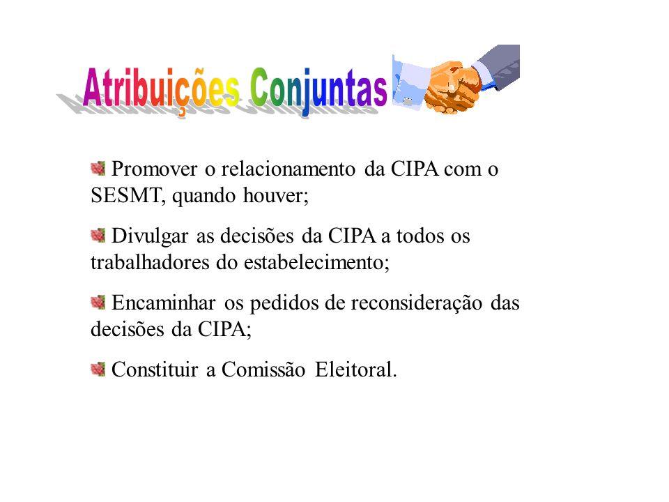 Atribuições Conjuntas