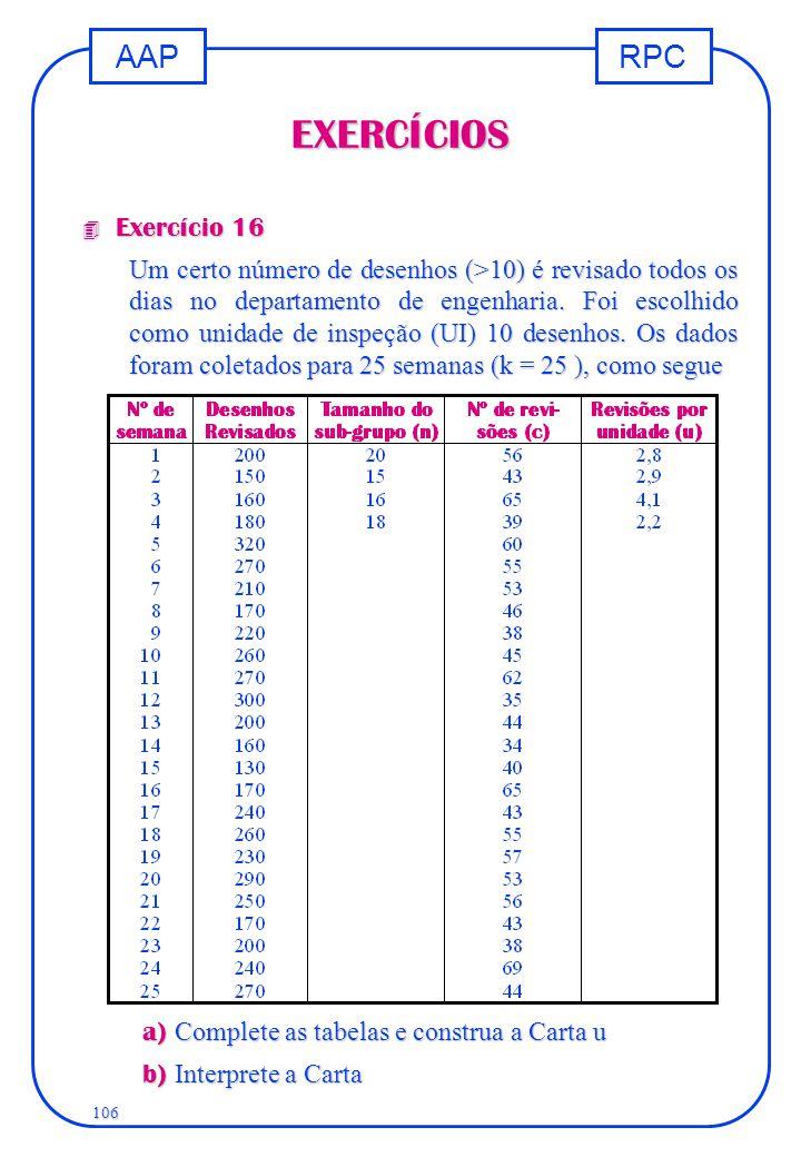EXERCÍCIOS Exercício 16.