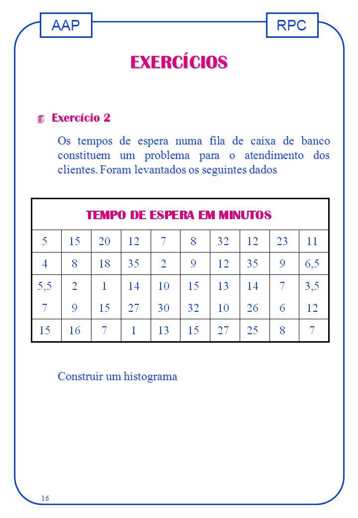 EXERCÍCIOS Exercício 2.