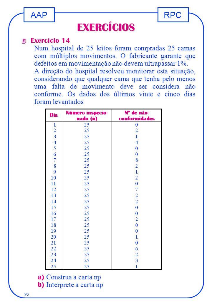 EXERCÍCIOS Exercício 14.
