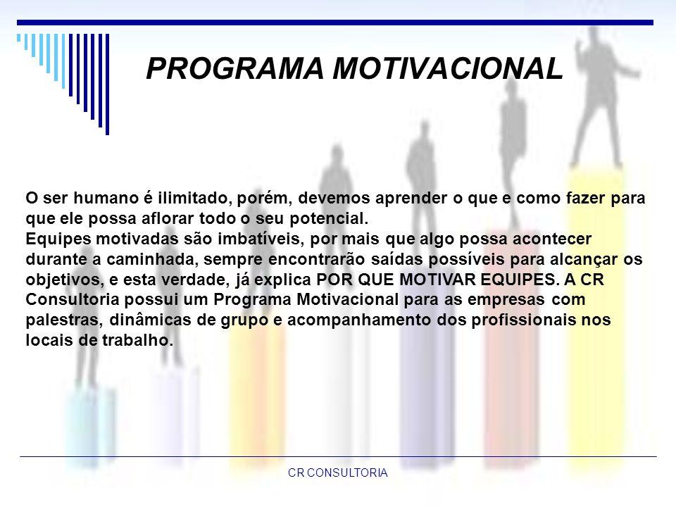 PROGRAMA MOTIVACIONAL