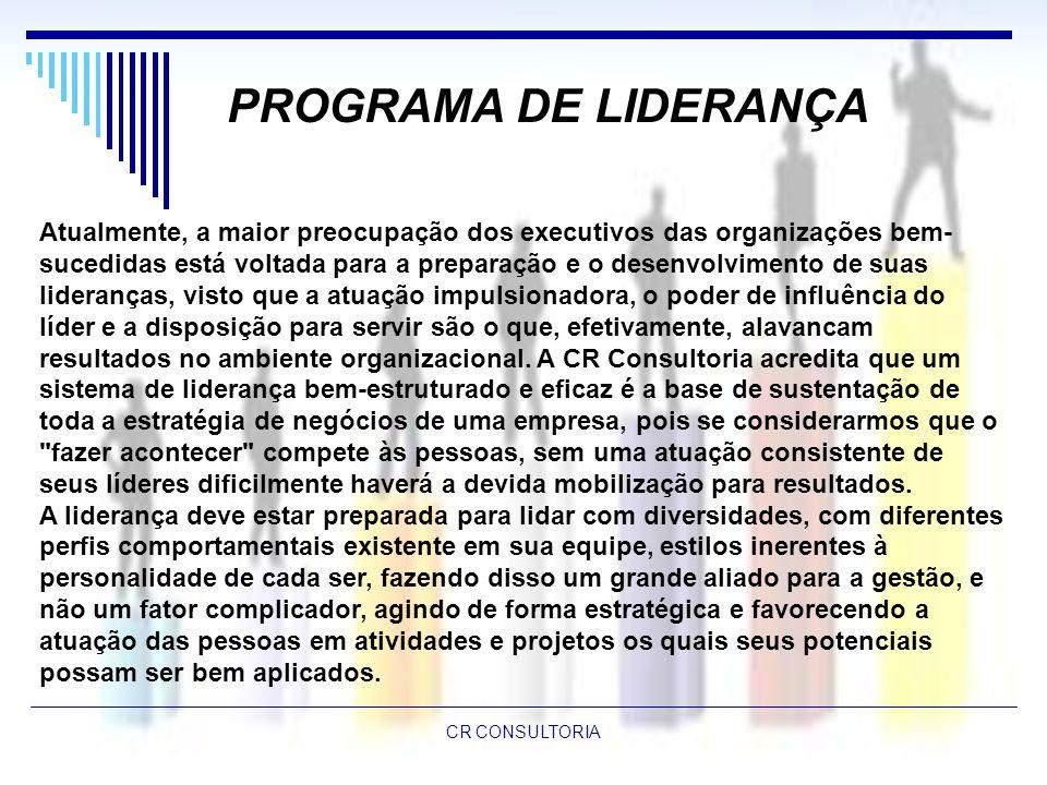PROGRAMA DE LIDERANÇA