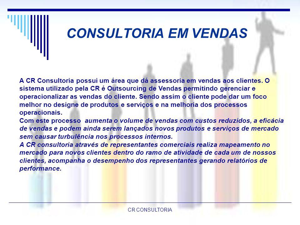 CONSULTORIA EM VENDAS