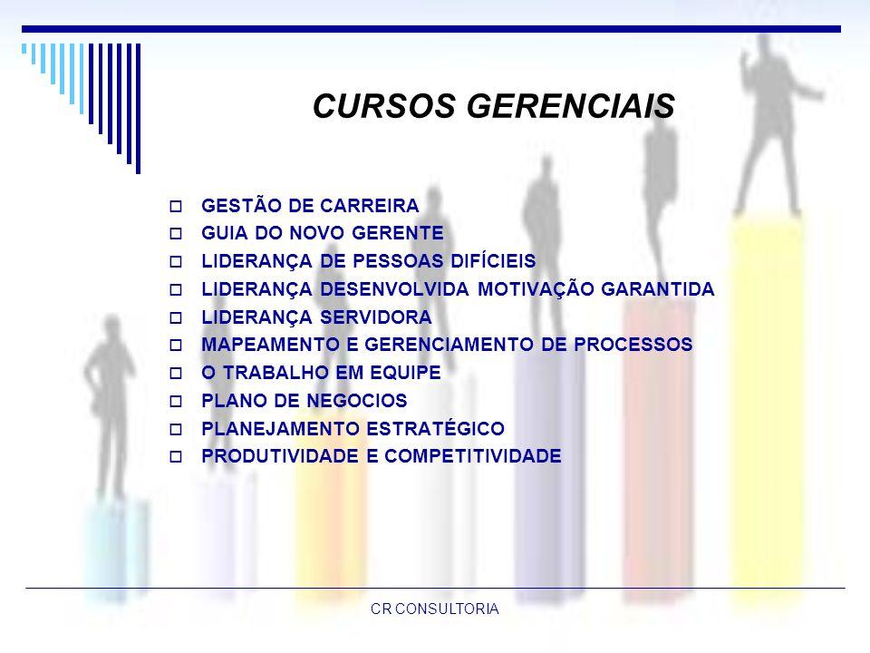 CURSOS GERENCIAIS GESTÃO DE CARREIRA GUIA DO NOVO GERENTE
