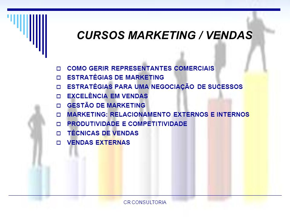 CURSOS MARKETING / VENDAS