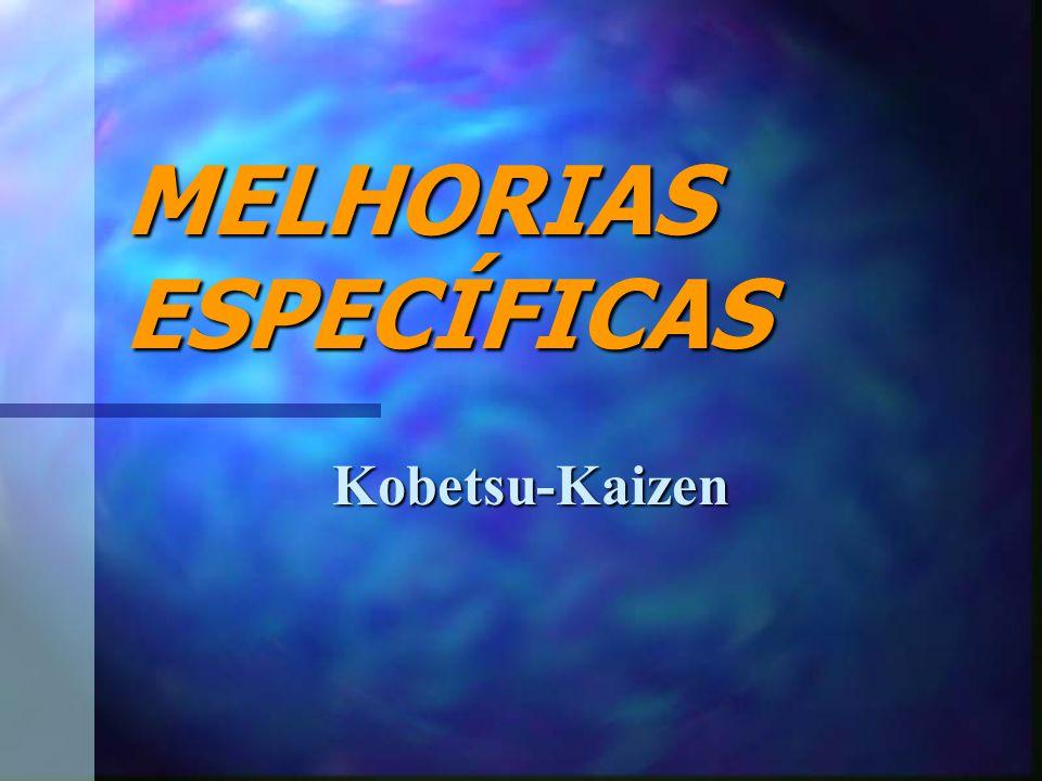 MELHORIAS ESPECÍFICAS