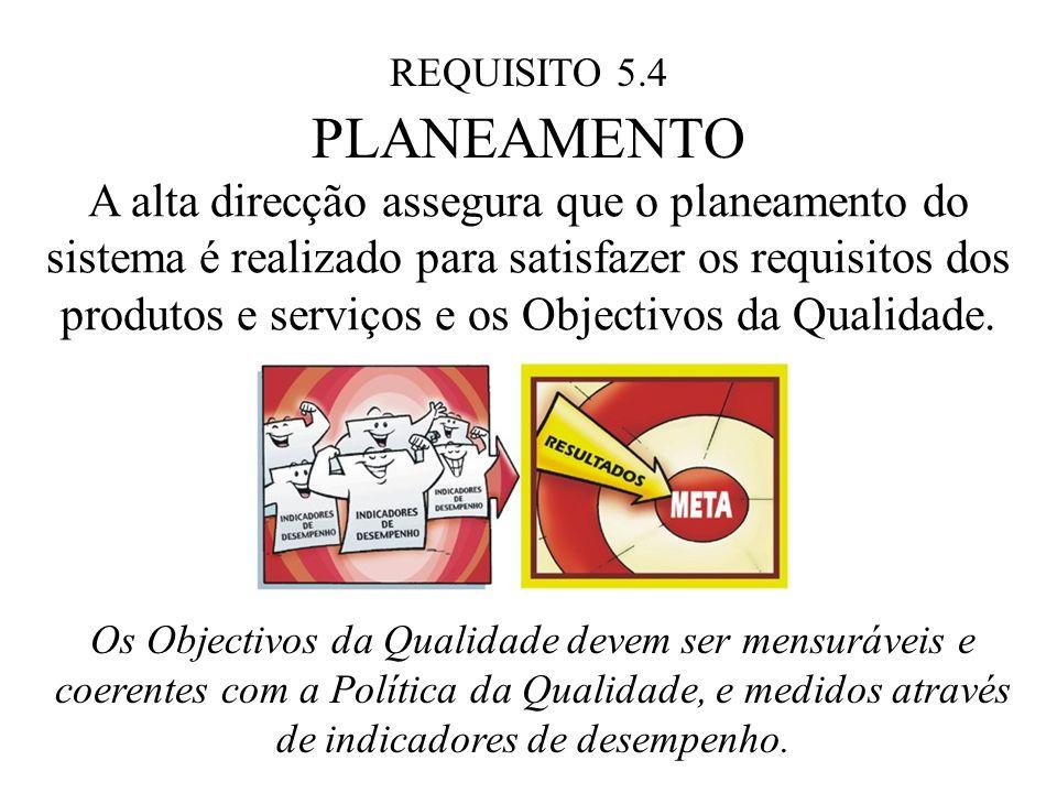 REQUISITO 5.4 PLANEAMENTO.