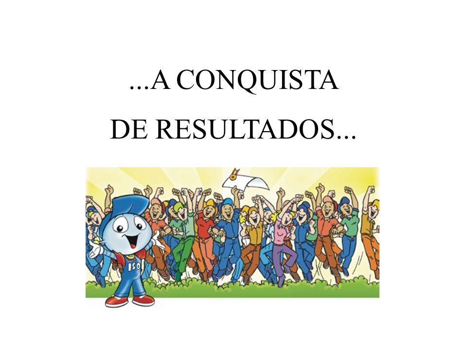 ...A CONQUISTA DE RESULTADOS...