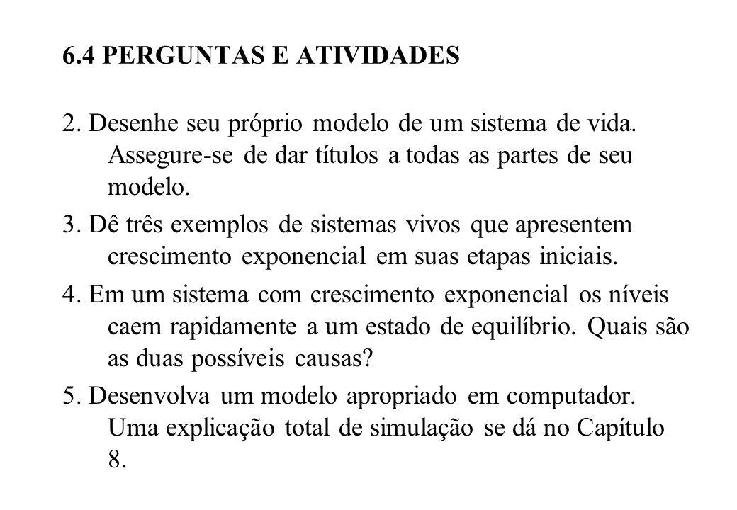 6.4 PERGUNTAS E ATIVIDADES