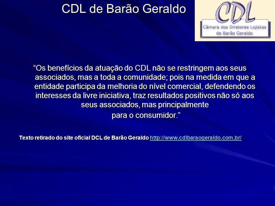 CDL de Barão Geraldo