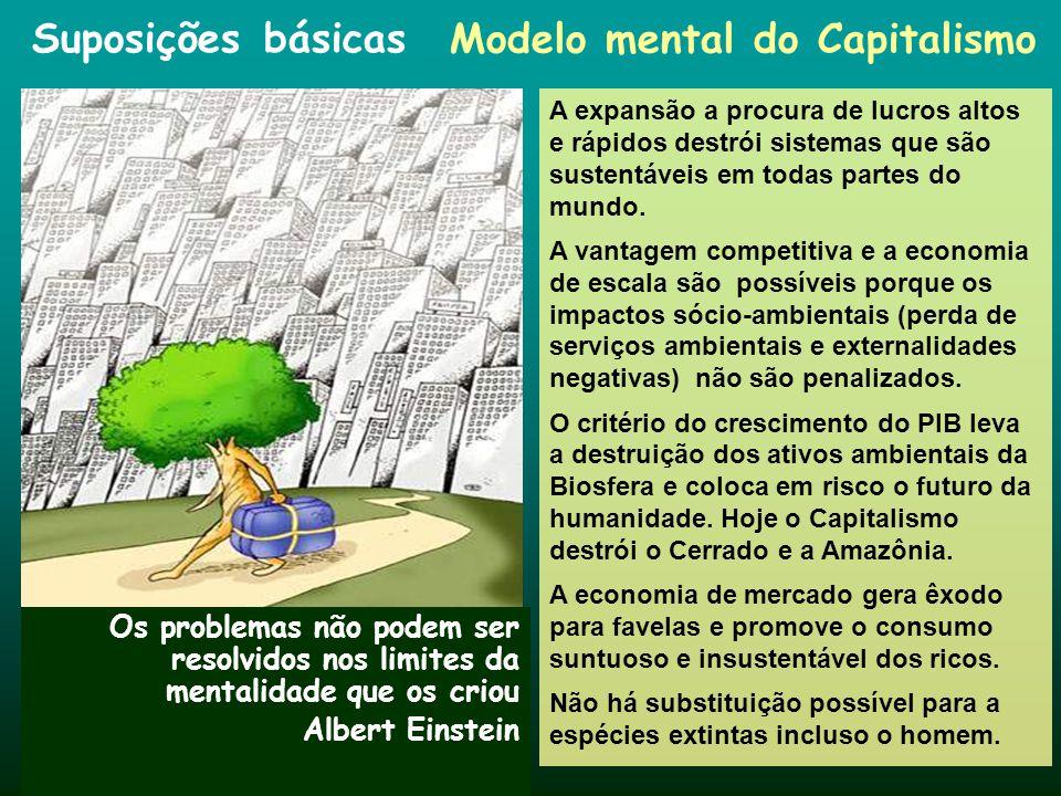 Modelo mental do Capitalismo