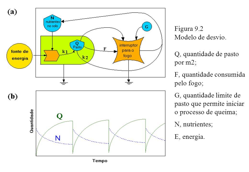 Figura 9. 2 Modelo de desvio