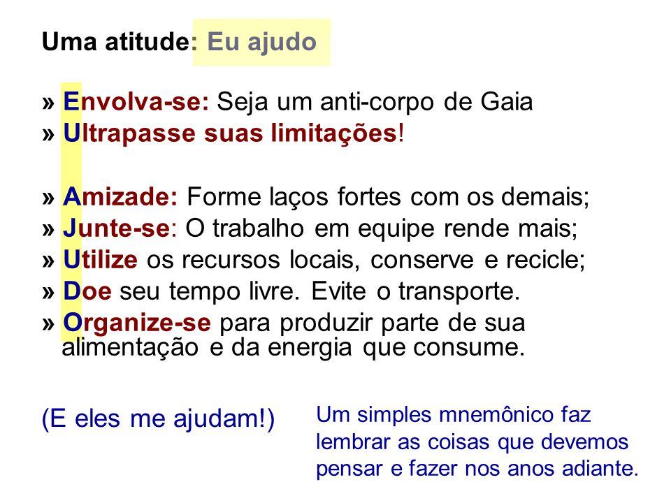 » Envolva-se: Seja um anti-corpo de Gaia » Ultrapasse suas limitações!